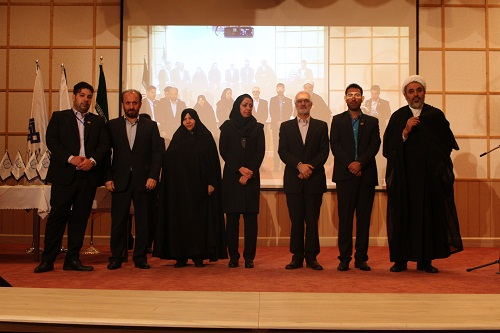 The graduates of the Law Department hold The 1st Conference of The Law Institutes